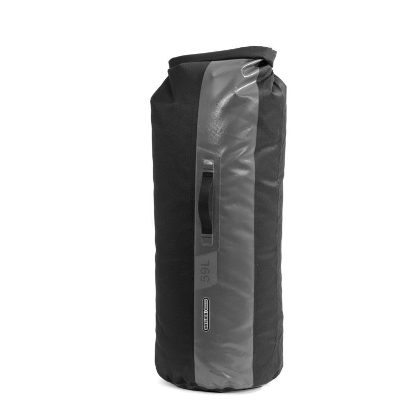ORTLIEB(オルトリーブ) ドライバッグ PS490 59L ブラック×グレー OR-K5651
