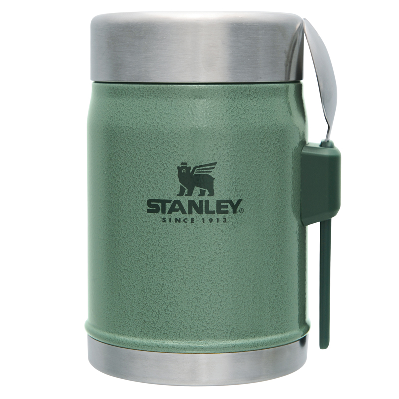 お皿 ランチボックス STANLEY スタンレー メーカー直売 販売 クラシック真空フードジャー 0.41L グリーン 09382-010
