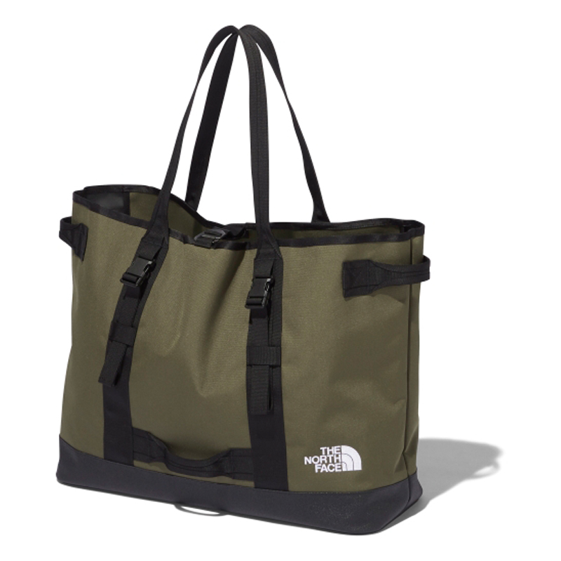 THE NORTH FACE(ザ・ノースフェイス) FIELUDENS GEAR TOTE 47L NT(ニュートープ) NM82009