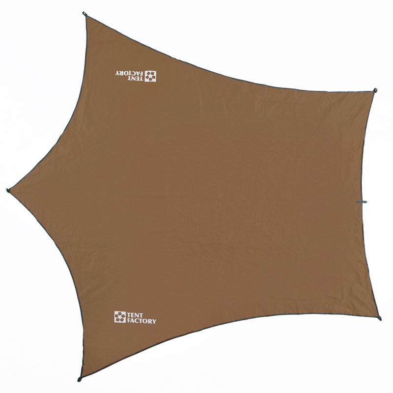 タープ 販売 シェルター TENT FACTORY TCウィングタープL DBE 超激得SALE TF-TCWT-L テントファクトリー