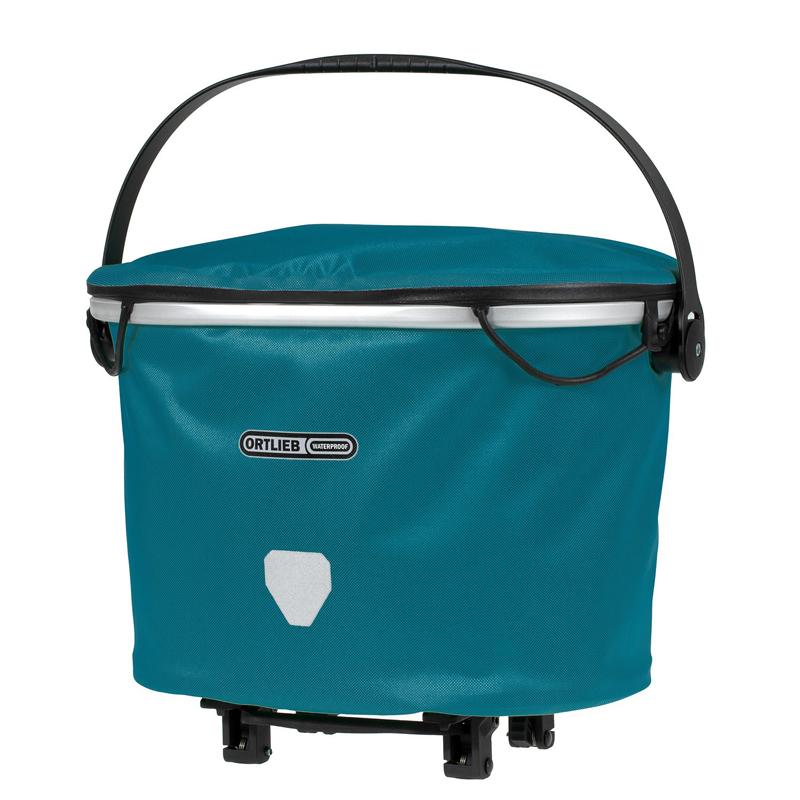 自転車バッグ ORTLIEB オルトリーブ 正規品 店内全品対象 アップタウン ラック シティ サイクルバッグ ハンドルバーバッグ OR-F79601 17.5L 防水 品質検査済 フロントバッグ ぺトロール