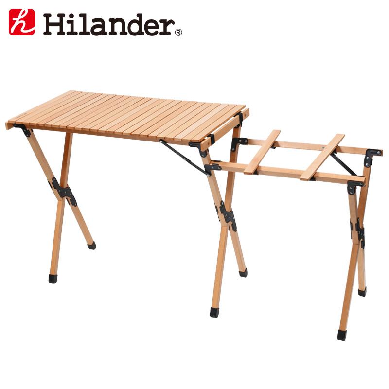Hilander(ハイランダー) ウッドキッチンテーブル HCA0270