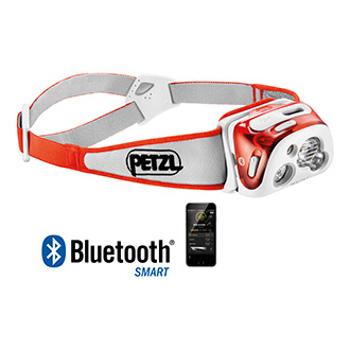 PETZL(ペツル) リアクティック+(リアクティックプラス) 最大300ルーメン 充電式 コーラル E95 HMI