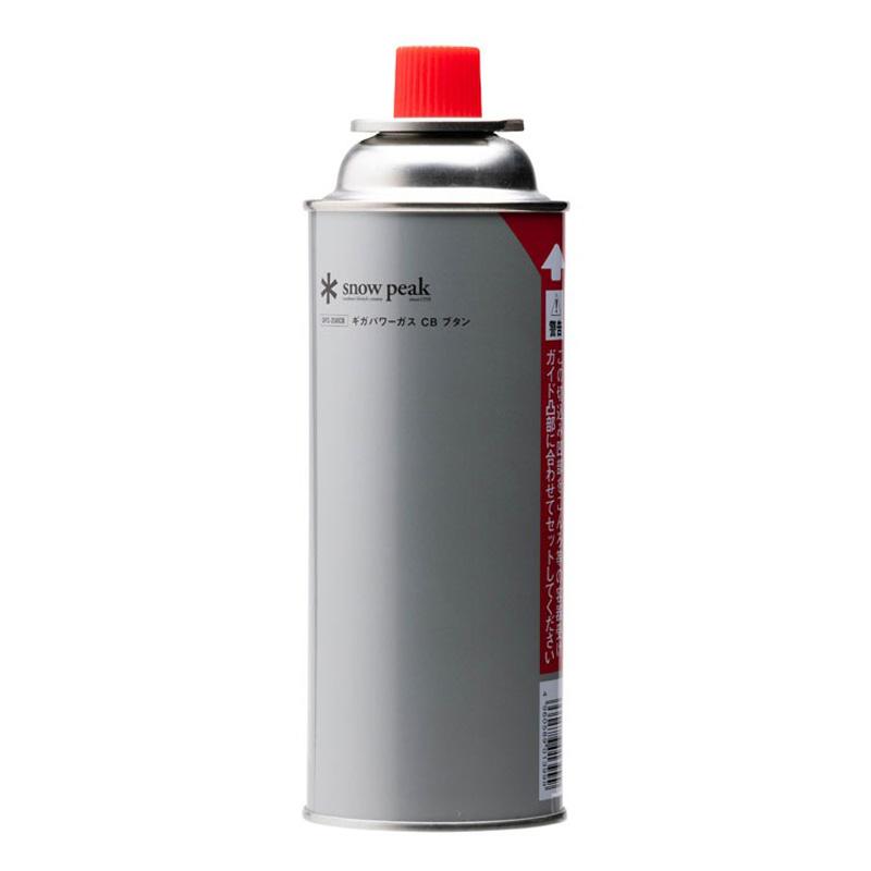 新作アイテム毎日更新 ガス燃料 スノーピーク snow 専門店 peak GPC-250CB ギガパワーガスCBブタン