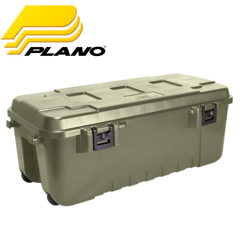 プラノ(PLANO) FIELD TRUNK XXL(フィールドトランク) 簡易防水 100L グリーン 1919-02【あす楽対応】