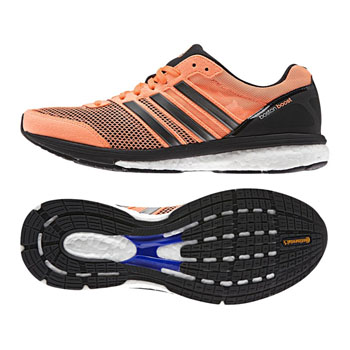 adidas(アディダス) AJP-JLG53 boostシリーズ サブ5 adizero Boston boost W 24.0cm B40471
