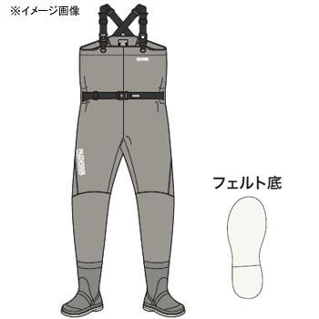 パズデザイン PBW-415 BSブーツフットウェーダーV XL ストーン【あす楽対応】