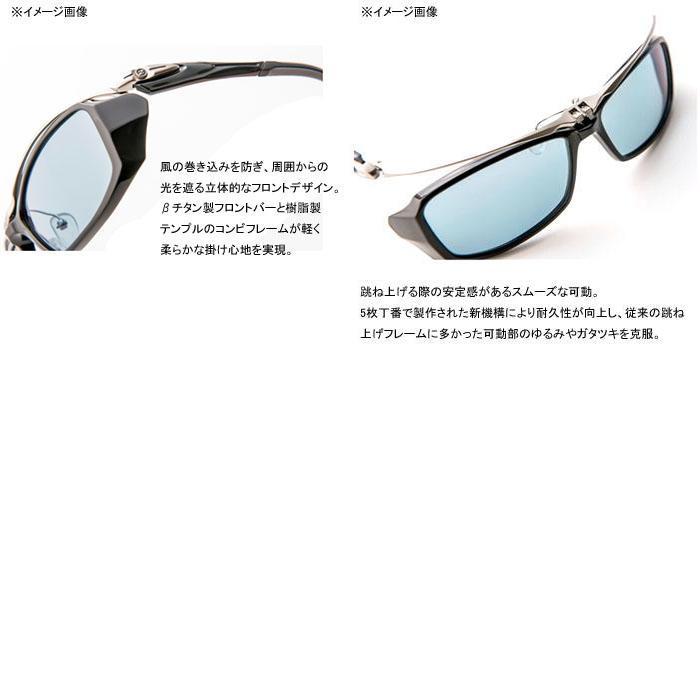 zeal optics(jiruoputikusu)SALTO(薩爾塔)銀子×黑色主人藍色F-1502