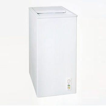 Excellence(エクセレンス) 冷凍庫 スライド型【代引不可】 58L ホワイト MA-6058SL