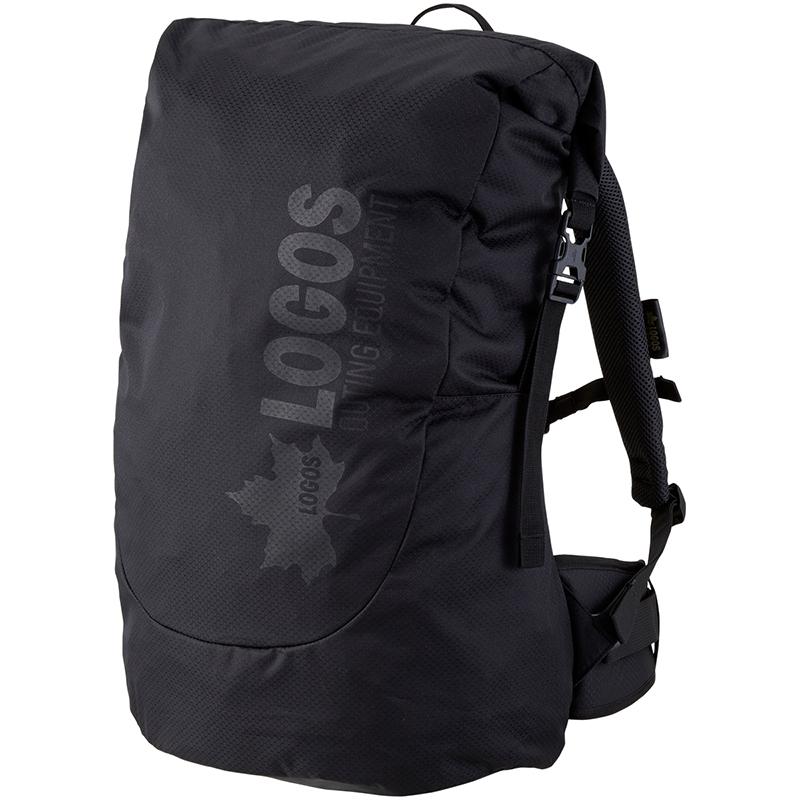 ロゴス(LOGOS) ADVEL ダッフルリュック40 40L ブラック 88250164