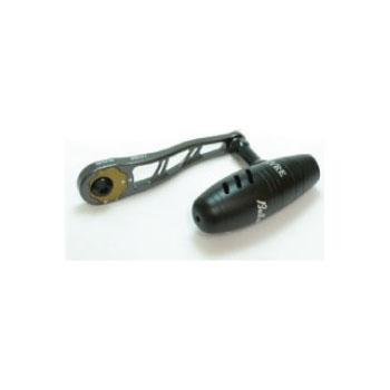 リブレ(LIVRE) BJ(ビージェイ) バレット シマノ&ダイワ用 右巻き 84-92mm GMBK(ガンメタ×ブラック) BJ-89SDR-GMBK