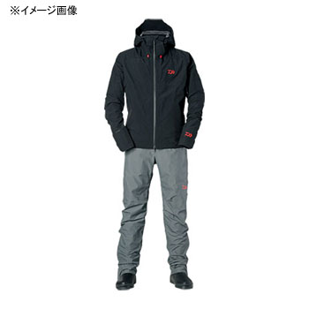 ダイワ(Daiwa) DR-1605 ゴアテックス プロダクト レインスーツ 4XL ブラック 04534097