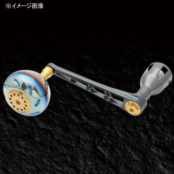 リブレ(LIVRE) POWER(パワー) シマノ18000番~20000番用 左巻き 98mm GMG(ガンメタ×ゴールド) PW98-SL182-GMG