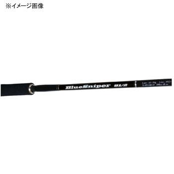 YAMAGA Blanks(ヤマガブランクス) Blue Sniper (ブルースナイパー)ボートキャスティング 81/6Black