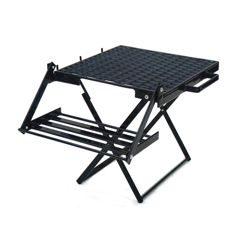 【送料無料】ネイチャートーンズ(NATURE TONES) The Folding Jug Stand II ブラック JSII-B【SMTB】