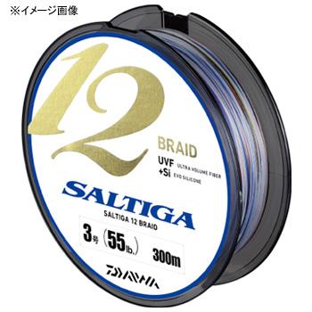 ダイワ(Daiwa) ソルティガ 12ブレイド 600m 2号/36lb 04626007