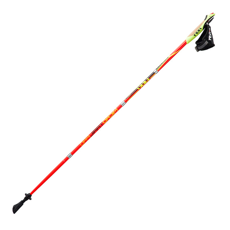 LEKI(レキ) マイクロマジック 120cm 220(レッド) 1300310220