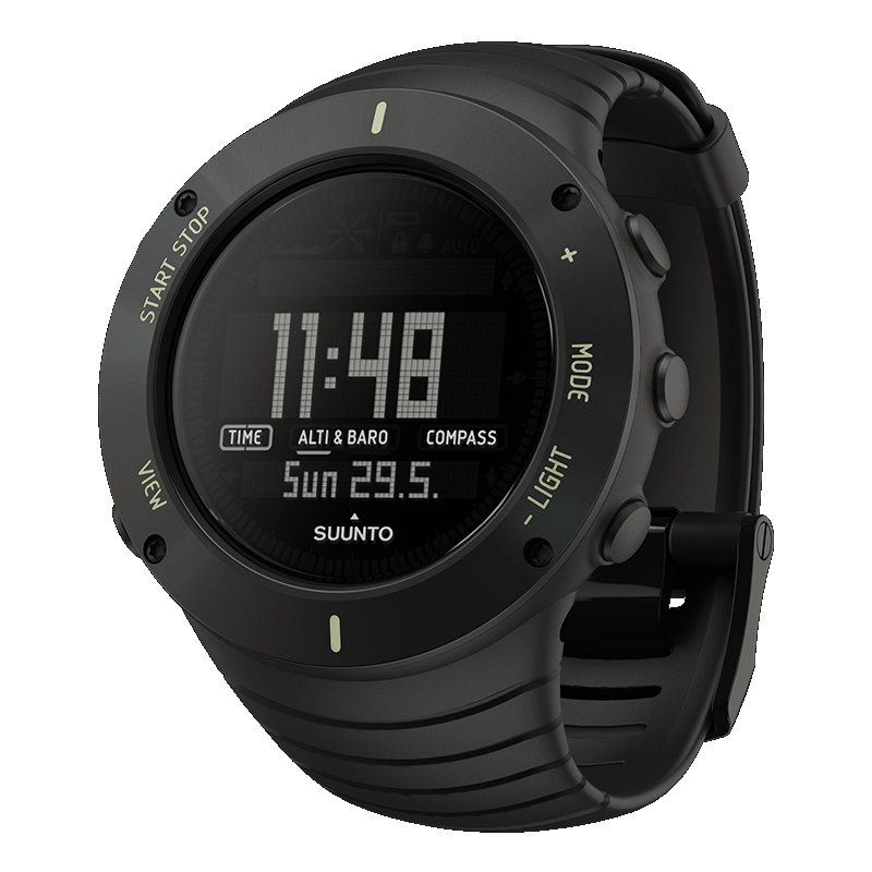 SUUNTO(スント) 【国内正規品】CORE ULTIMATE BLACK BLACK SS021371000