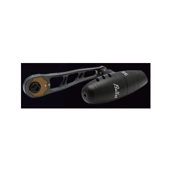 リブレ(LIVRE) BJ(ビージェイ) バレット ダイワB2左右共通 84-92mm GMBK(ガンメタ×ブラック) BJ-89DB2-GMBK