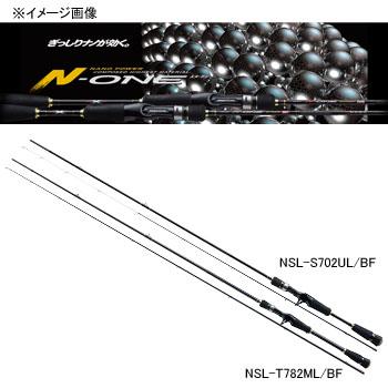 メジャークラフト エヌワン NSL-T782ML/BF