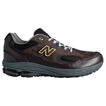 new balance(ニューバランス) MW1501 Fitness Walking 24.0cm DARK BROWN/G NBJ-MW1501 B1 G