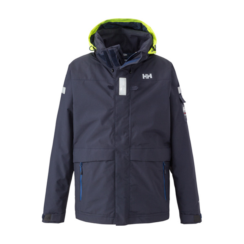 HELLY HANSEN(ヘリーハンセン) Ocean Frey Jacket Men's XL HB(ヘリーブルー) HH11550