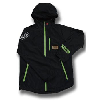 ゼスタ(XeSTA) ウィンドストップジャケット S グリーン