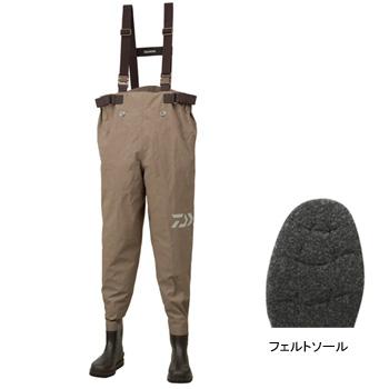 【送料無料】ダイワ(Daiwa) SBW-3204R スーパーブレスウェーダー L タン 04104233【SMTB】