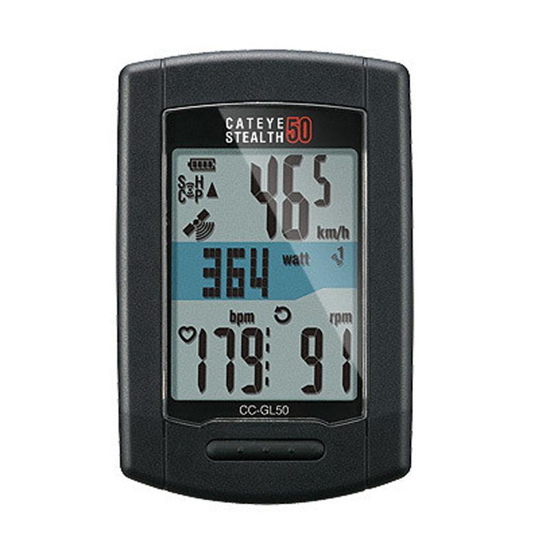 キャットアイ(CAT EYE) CC-GL50(ステルス50)GPS ANT+対応 スピードセンサーレス