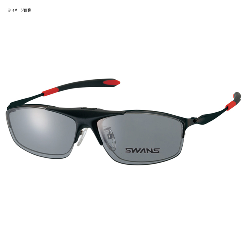 スワンズ(SWANS) SWF900-0000CP MBK クリップオンツキ SMK/P MBK 偏光スモーク