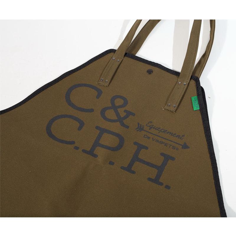 C&C.P.H EQUIPEMENT(シー&シー.ピー.エイチ イクイップメント) 薪キャリーケース カーキ CEV6021
