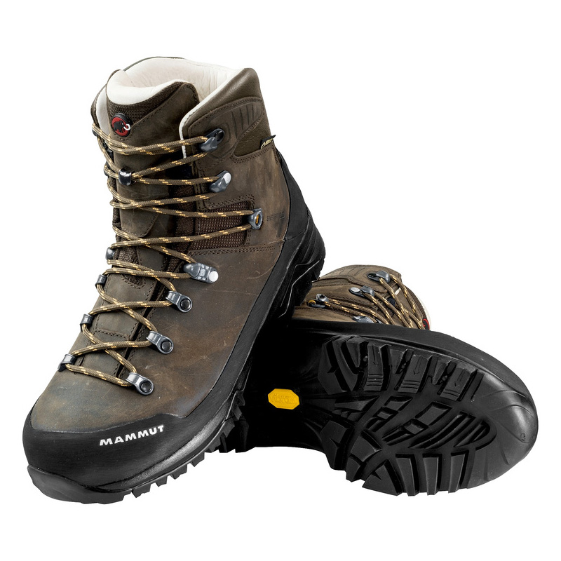 MAMMUT(マムート) Trovat Guide High GTX(R) Men's 9/27.5cm moor×tuff 3020-04740