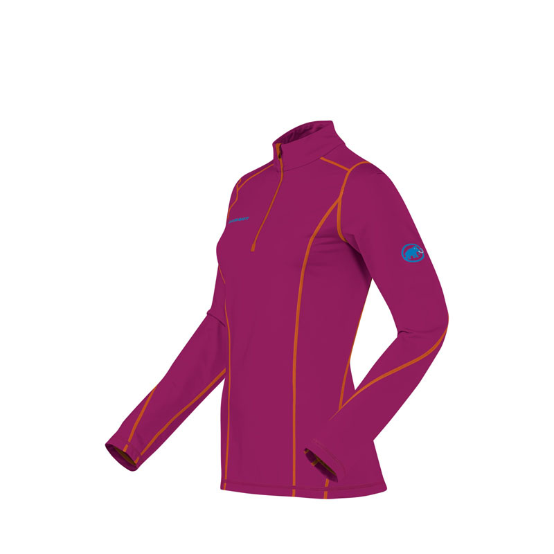 MAMMUT(マムート) Jungfrau Longsleeve Women's M 6085(pink) 1041-06920