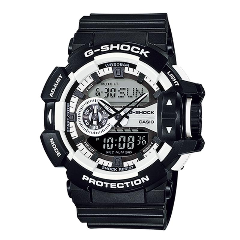 G-SHOCK(ジーショック) 【国内正規品】GA-400-1AJF