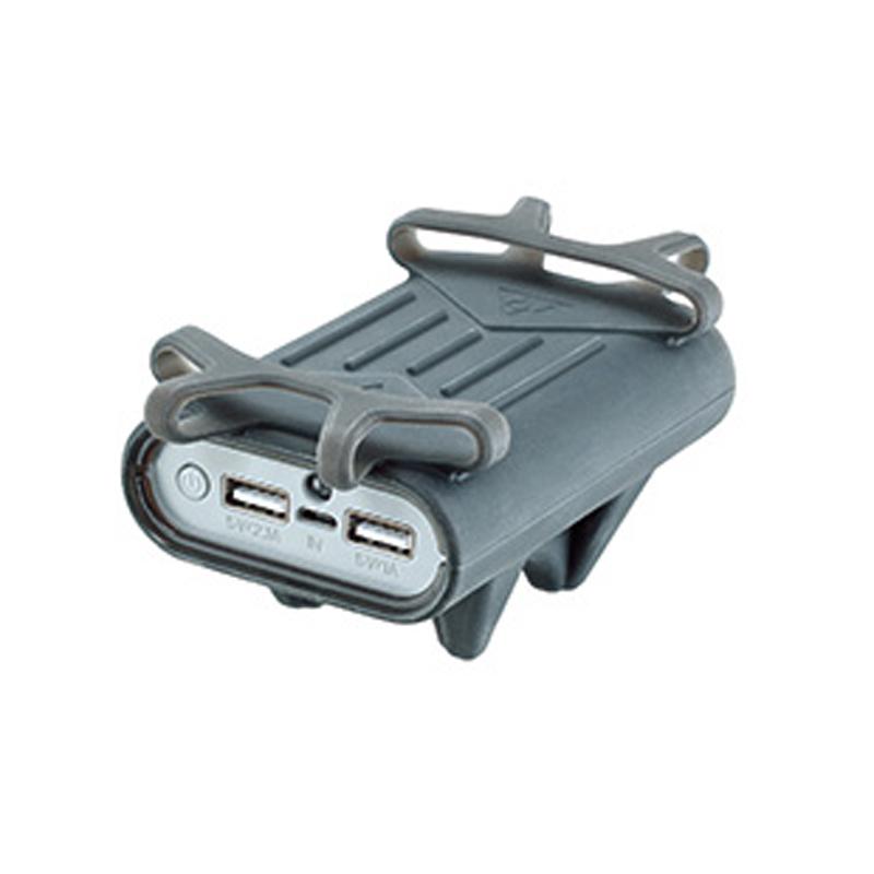 TOPEAK(トピーク) スマートフォン ホルダー (パワーパック付) BAG34900