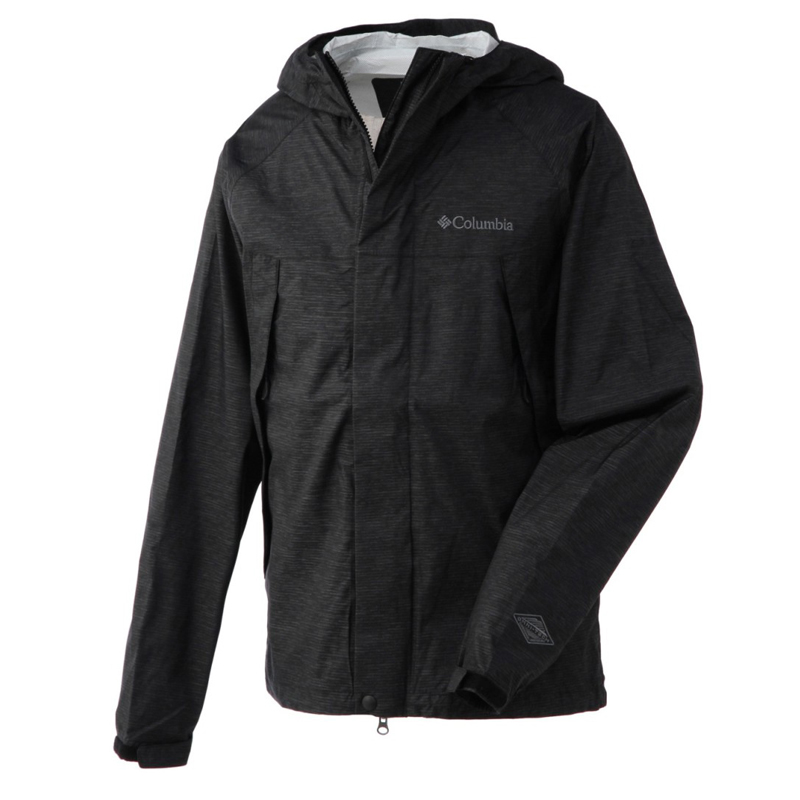 【送料無料】Columbia(コロンビア) Wabash Jacket Men's L 010(Black) PM5990