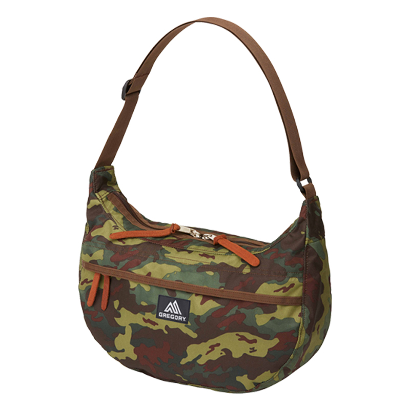 GREGORY(グレゴリー) SATCHEL MD 13L/M DP FORST CAMO 659194631