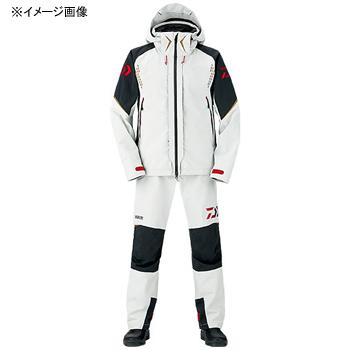 ダイワ(Daiwa) DR-1006 ゴアテックス プロ コンビアップストレッチレインスーツ XL ライトグレー 04534309