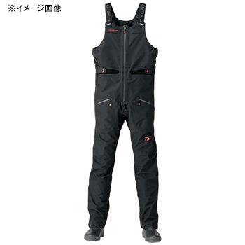 ダイワ(Daiwa) DR-1106P ゴアテックス プロダクト チェストハイサロペットレインパンツ 2XL ブラック 04539094