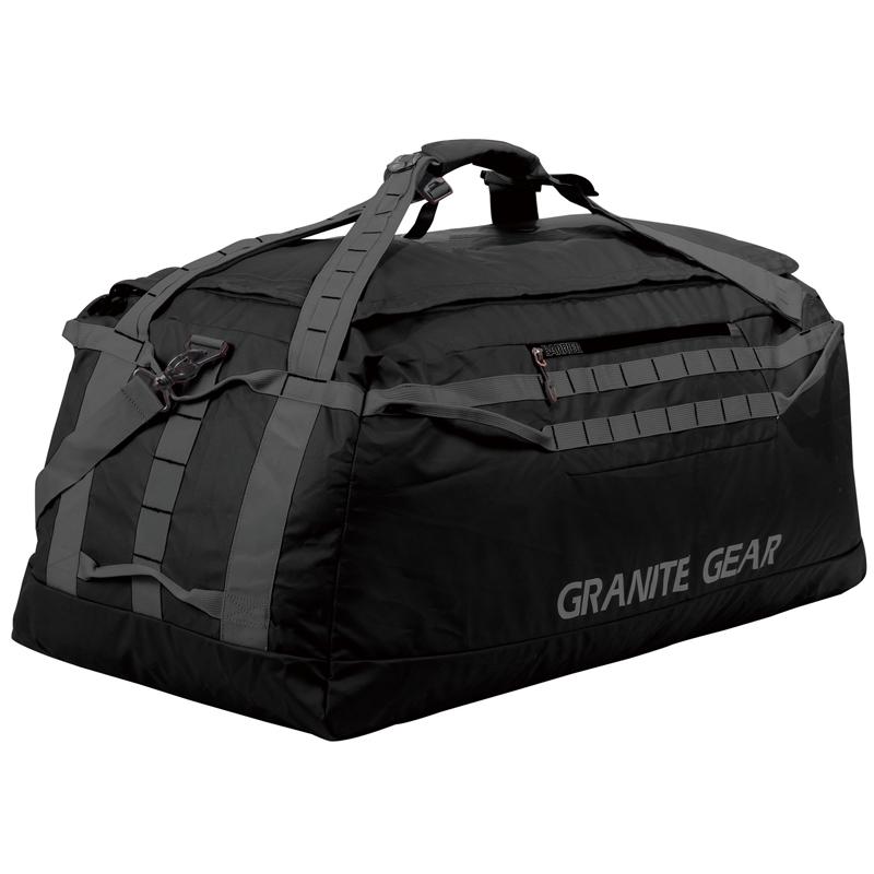 GRANITE GEAR(グラナイトギア) パッカブルダッフル 30(100L) 600(ブラック) 2211200155