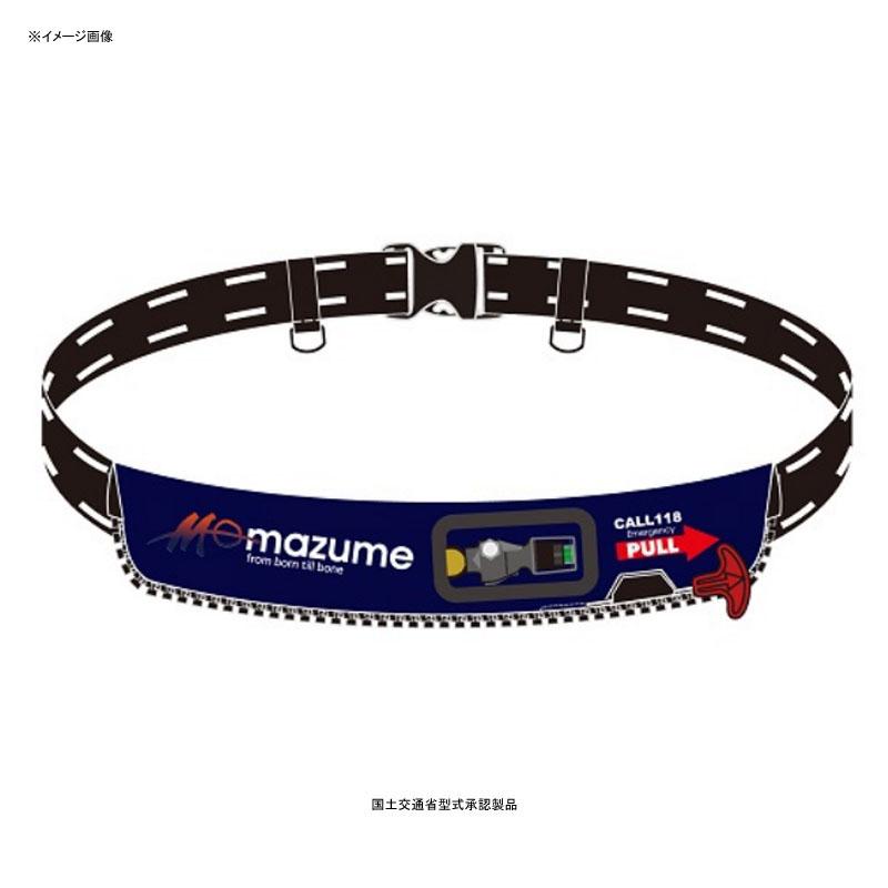 MAZUME(マズメ) インフレータブルウエスト フリー ネイビー MZLJ-262-02【あす楽対応】