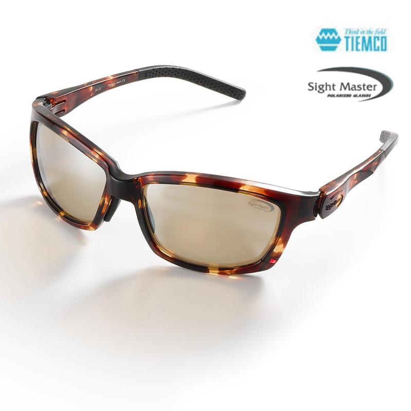 サイトマスター(Sight Master) ウェッジ ブラウンデミ LB/シルバーミラー 775121252100