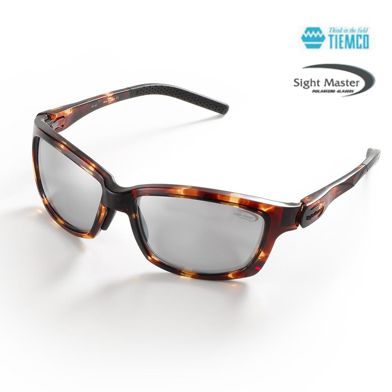 【送料無料】サイトマスター(Sight Master) ウェッジ ブラウンデミ LG/シルバーミラー 775121252200