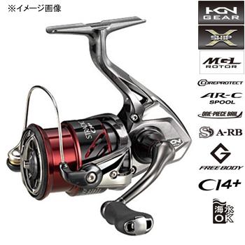 シマノ(SHIMANO) 16 ストラディックCI4+ 2500HGS 03491【あす楽対応】
