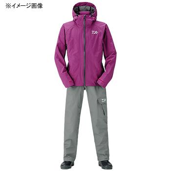 ダイワ(Daiwa) DR-3306 レインマックス レインスーツ 2XL グレープ 04534453