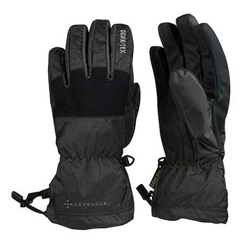 アクシーズクイン(AXESQUIN) GORE-TEX Stretch Shell Glove S ブラック RG3566