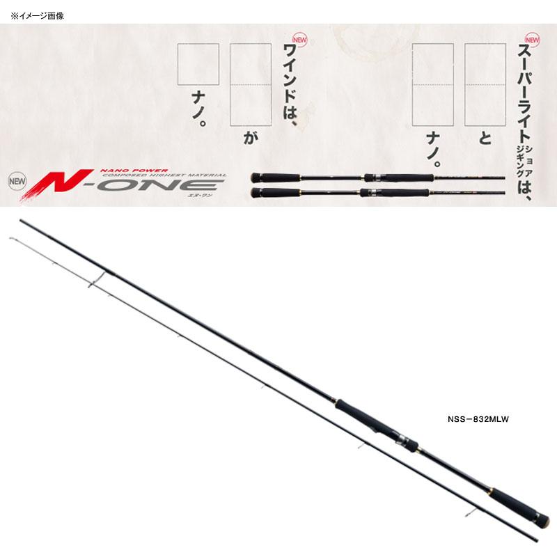 メジャークラフト エヌワン NSS-862MW