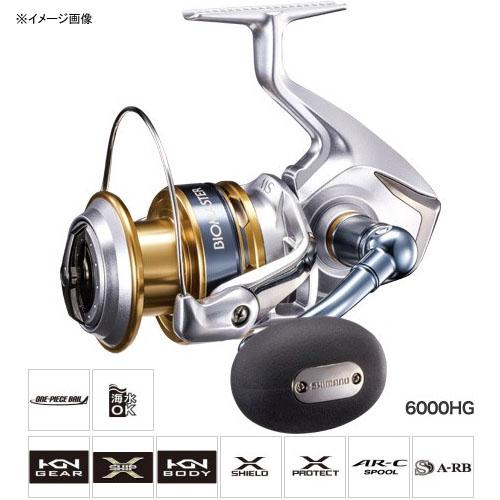 シマノ(SHIMANO) 16 バイオマスタ-SW 6000HG ライトブルーグレー 03610【あす楽対応】