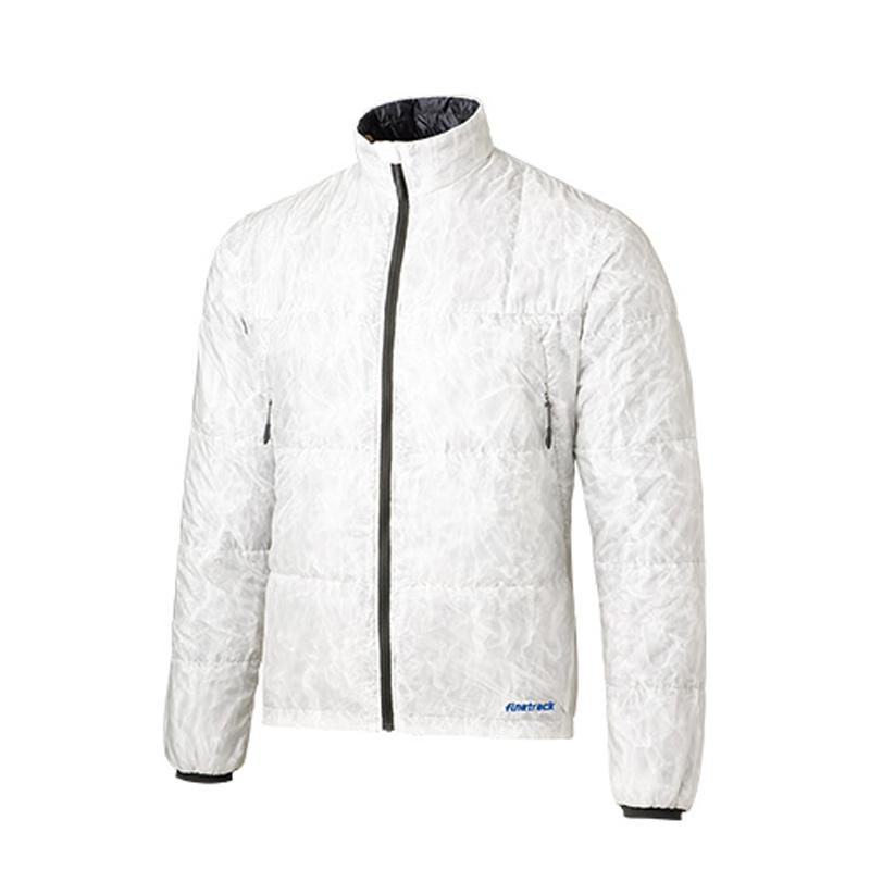 ファイントラック(finetrack) ポリゴン2UL ジャケット Men's XL EW(エーデルワイス) FIM0213