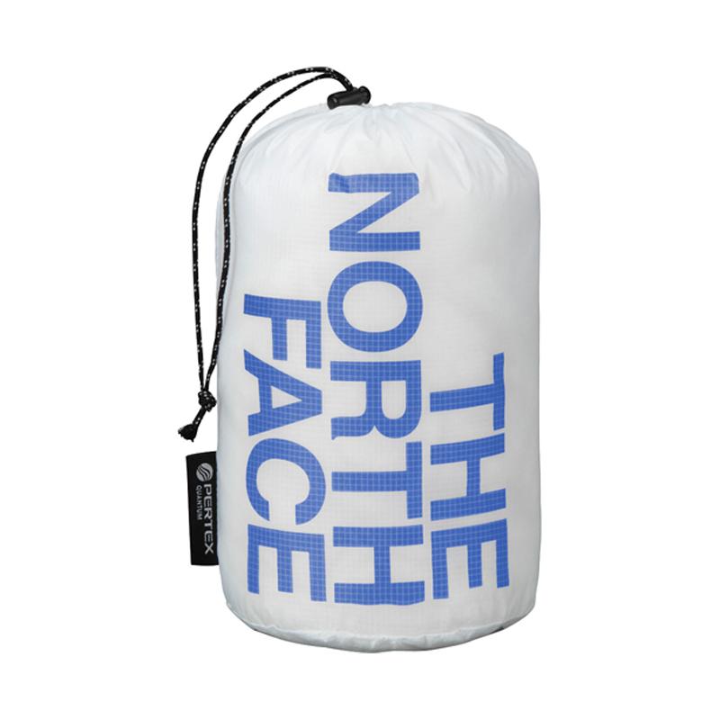THE NORTH FACE(ザ・ノースフェイス) Pertex(R) Stuff Bag(パーテックス スタッフ バッグ) 3L WB(ホワイト×ブルー) NM91652